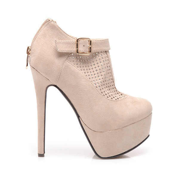 Sexy boty na vysokém podpatku RMD1175BE