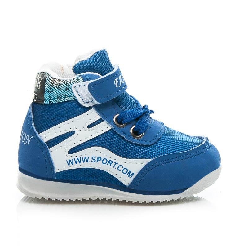 Dětské sportovní boty - 10-M.R.BL.W | 23