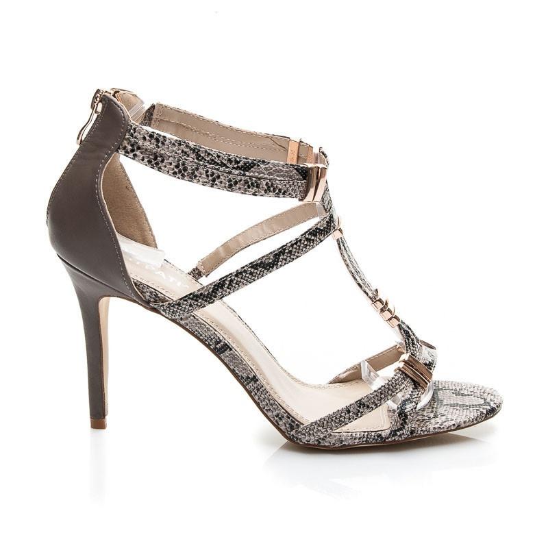 Luxusní dámské sandálky ME008BE