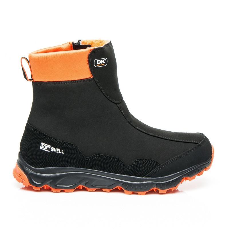 Zateplené softshellové boty - SW15093B.OR | 36/3