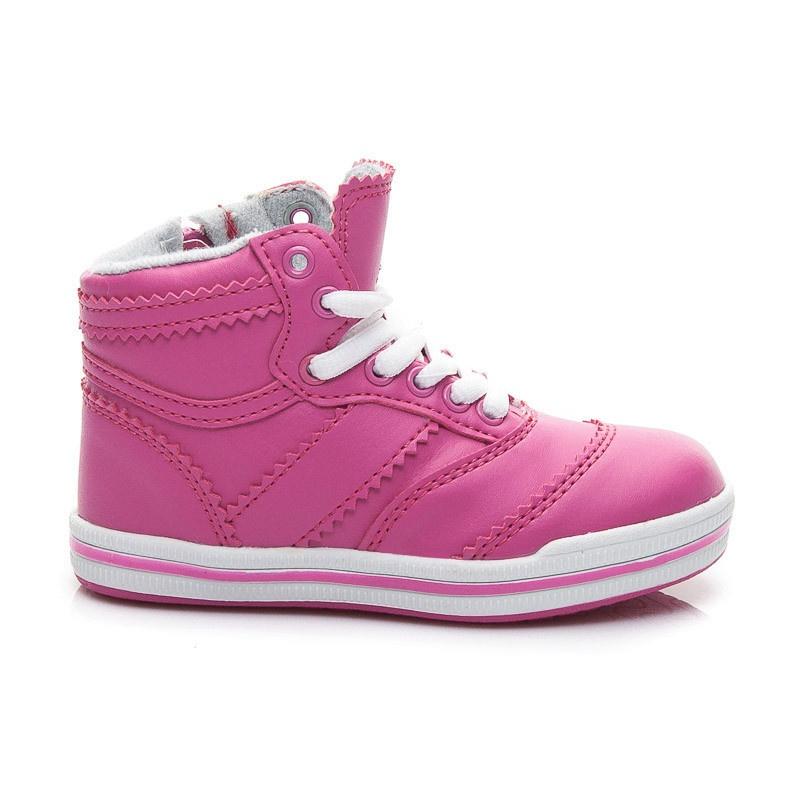 Dětské růžové tenisky 3F-XJ1413F