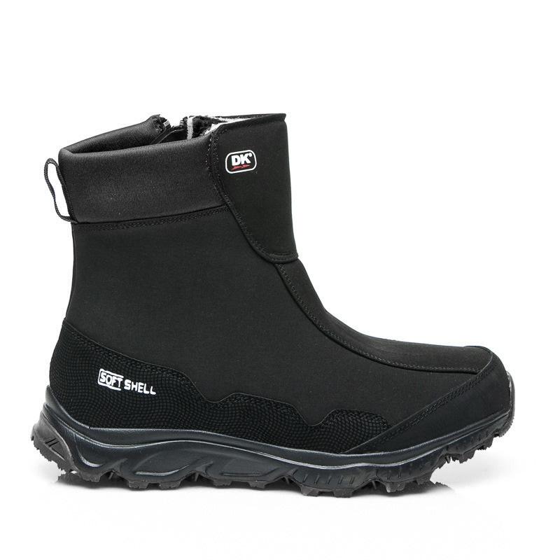 Zateplené softshellové boty - SW15093B