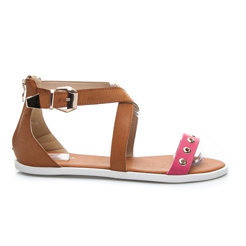 Kouzelné dámské sandálky ME253F